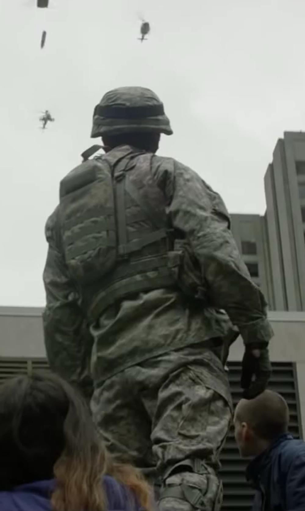Tru-Spec Rip-Stop PASGT Helmet Cover - Multicam in Godzilla