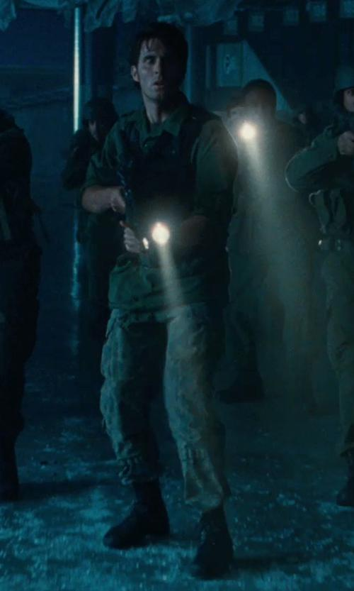 Unknown Actor with Maelstrom TAC Force Tactical Police Duty Military Boots in Warm Bodies