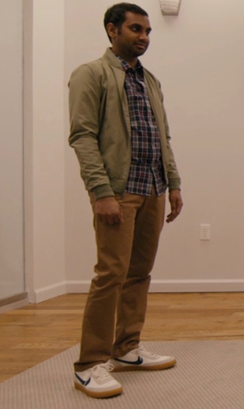 Aziz Ansari with Nike Killshot 2 Sneakers in Master of None