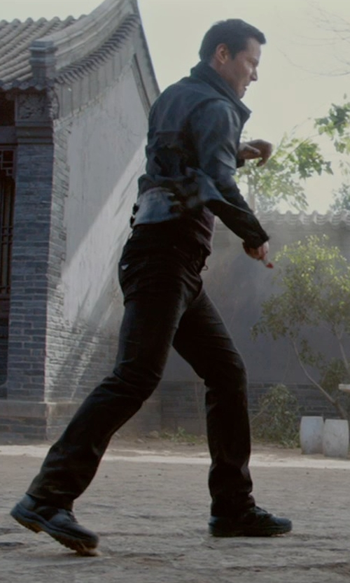 Keanu Reeves with Timberland Helix  WP Comp Toe in Man of Tai Chi