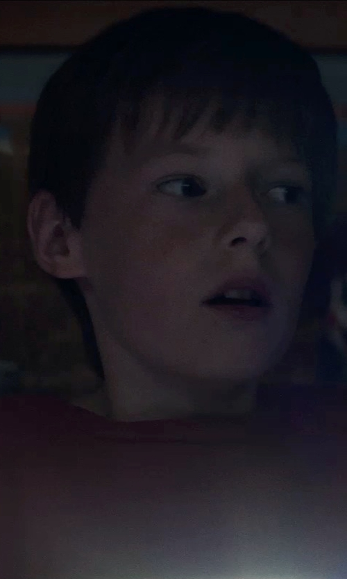 Kyle Catlett with Nike Smoke Basketball Tee in Poltergeist