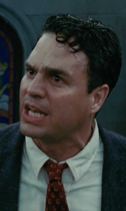 Mark Ruffalo with Thomas Pink 'Traveller' Classic Dress Shirt in Shutter Island