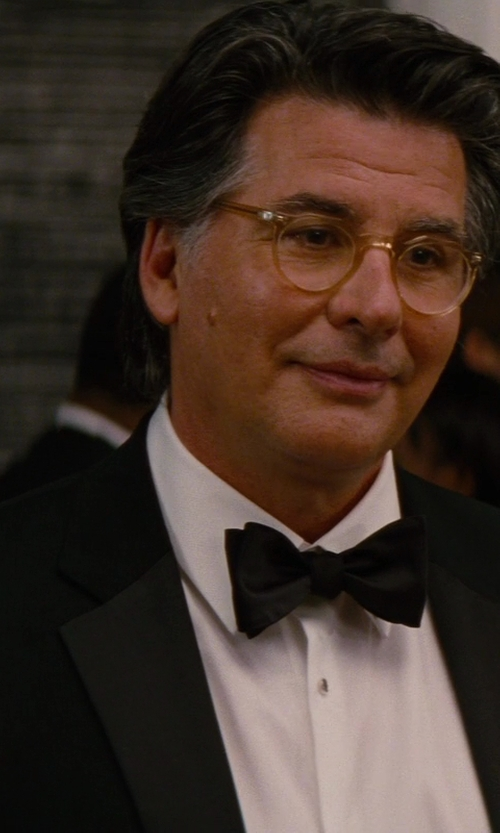 David Thornton with Ralph Lauren Wool Tuxedo in The Other Woman
