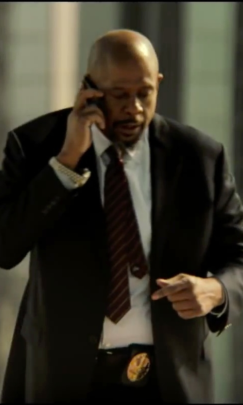 Forest Whitaker with BlackBerry Torch 9810 GSM 4G Global Smartphone in Taken 3