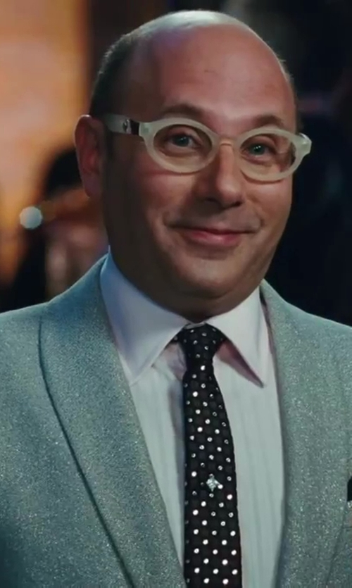 Willie Garson with Milano Fit One-Button Shawl Collar Dinner Jacket in Sex and the City 2