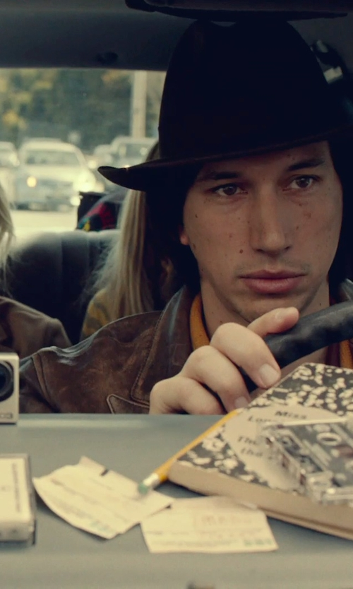 Adam Driver with GoPro Hero 3 Silver Edition Digital Camera in While We're Young