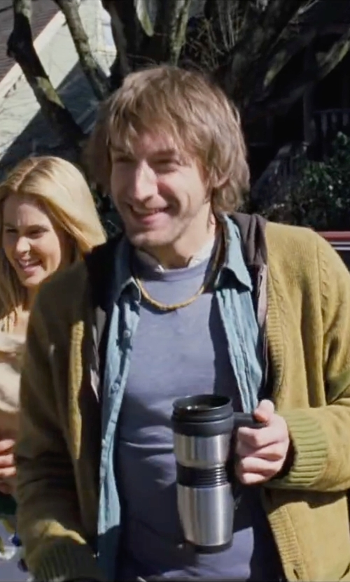 Fran Kranz with Native Treasure Puka Shell Necklace in Cabin in the Woods