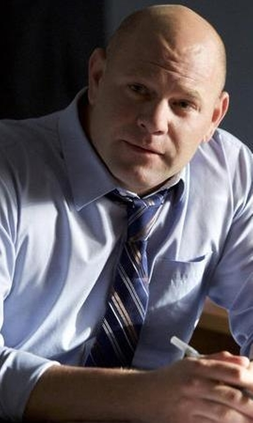 Domenick Lombardozzi with Ted Baker London 'Ground Stripe' Silk & Cotton Tie in Rosewood