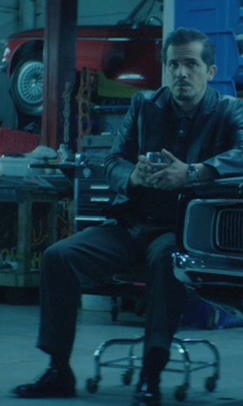 John Leguizamo with Florsheim 'Kenmoor' Wingtip Oxford Shoes in John Wick