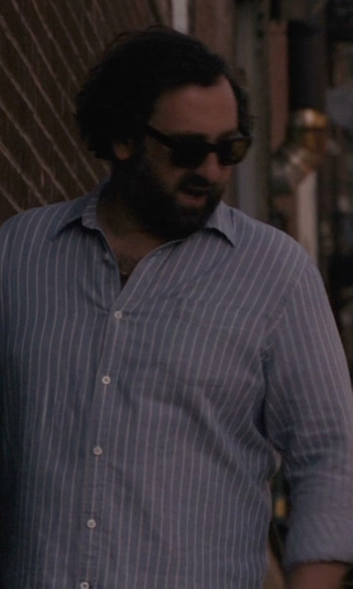 Eric Wareheim with Diesel Translucent Sunglasses in Master of None