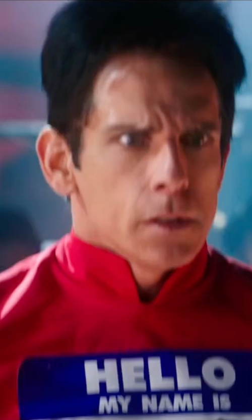 Ben Stiller with Gore Mythos 2.0 Windstopper SO Running Jacket in Zoolander 2