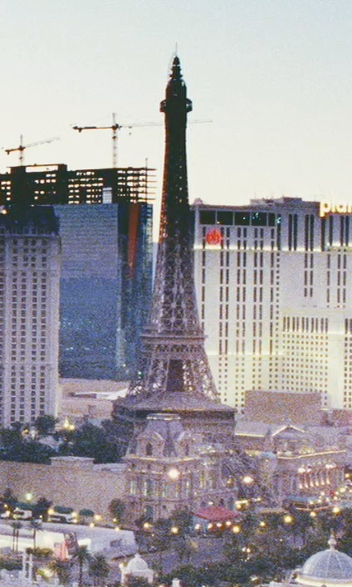 Unknown Actor with Eiffel Tower Experience Las Vegas, Nevada in The Hangover
