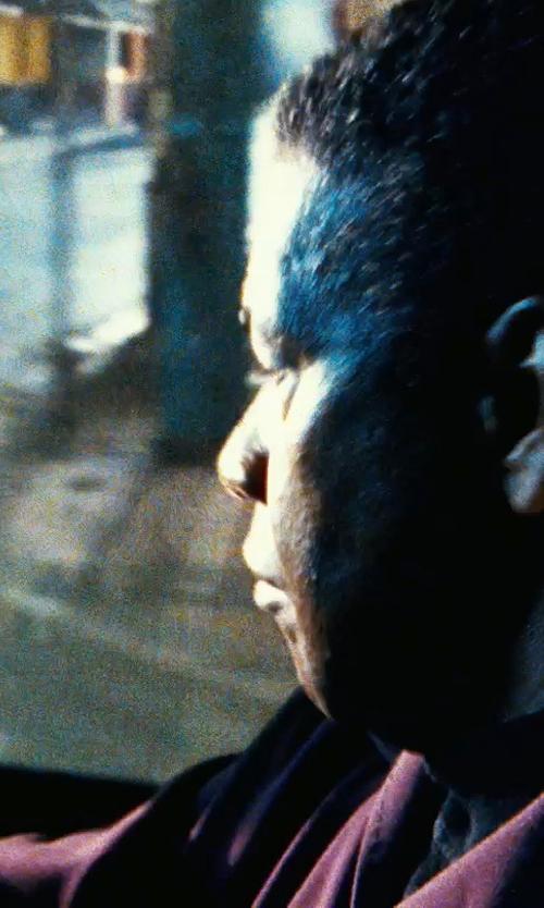 Denzel Washington with Anto Dark Purple Shirt in Safe House