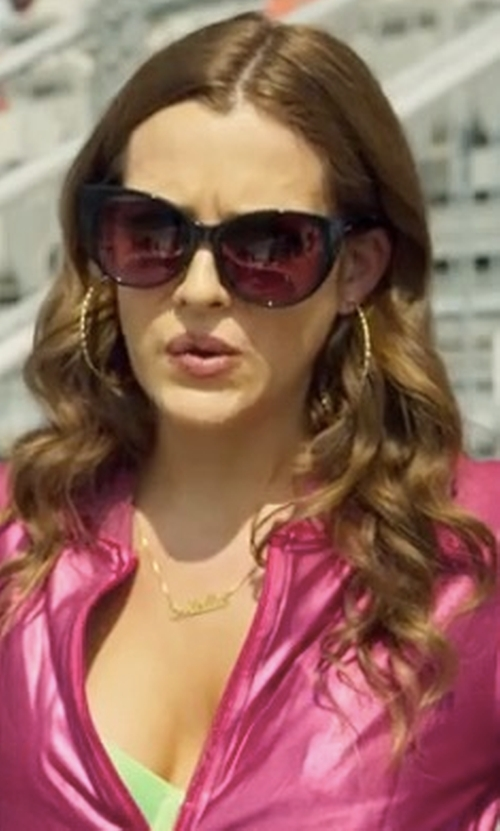 Riley Keough with 8 Other Reasons Conquer Earrings in Logan Lucky