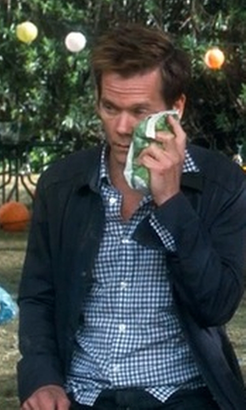 Kevin Bacon with Hudson  Jeans Blake Polaris Denim Jeans in Crazy, Stupid, Love.