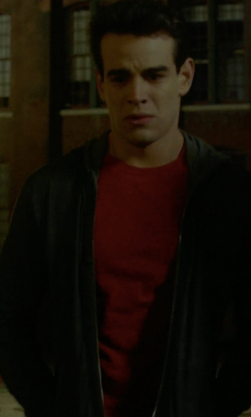 Alberto Rosende with Adidas by Wings + Horns Bonded Hoody in Shadowhunters