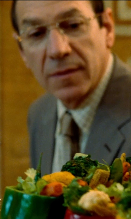 Unknown Actor with Theory Rodolf Reddick Blazer in The Hundred-Foot Journey