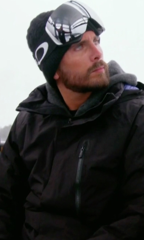 Scott Disick with Burton [ak] 2L Cyclic Jacket in Keeping Up With The Kardashians