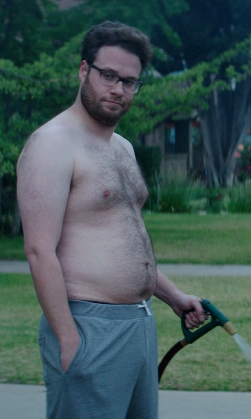 Seth Rogen with General Pump Rear Inlet Pressure Washer Spray Gun in Neighbors