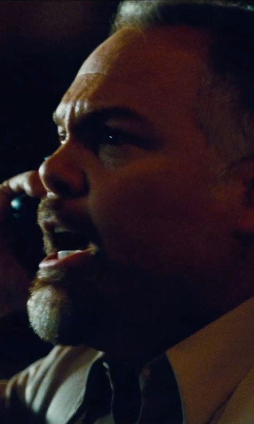 Vincent D'Onofrio with Apple iPhone 4S in Jurassic World