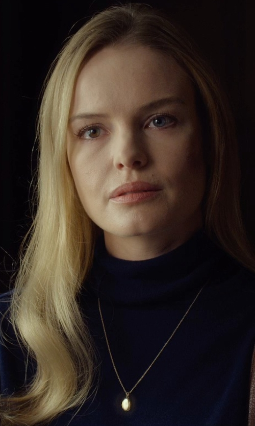 Kate Bosworth with IAM by Ileana Makri Square Gem Pendant Necklace in Before I Wake