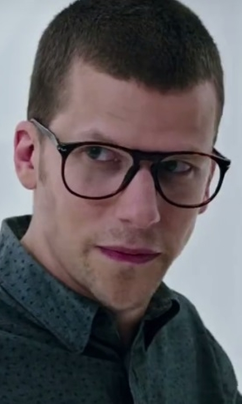Andy Samberg with Persol PO9649V Eyeglasses in Now You See Me 2