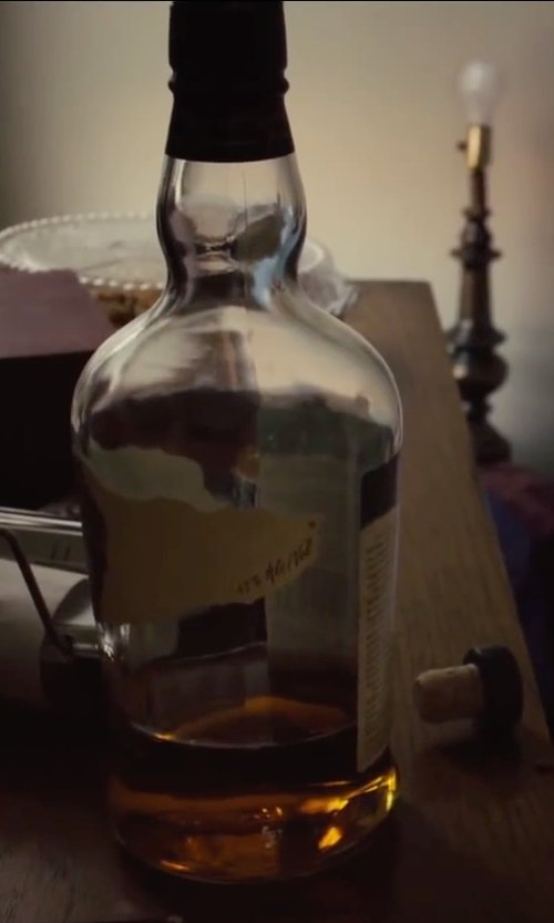 Mark Ruffalo with Buffalo Trace Kentucky Straight Bourbon Whiskey in Begin Again