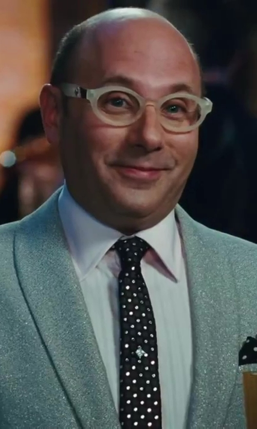 Willie Garson with Tommy Hilfiger 1069 Reading Glasses in Sex and the City 2