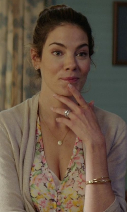Michelle Monaghan with Melinda Maria 'Sabina' Bangle in The Best of Me