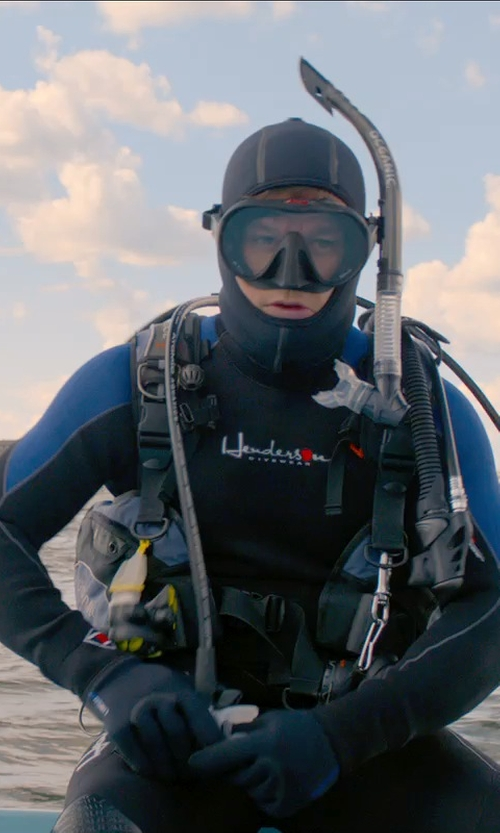 Mark Wahlberg with Henderson Thermoprene Full Suit in Ted 2