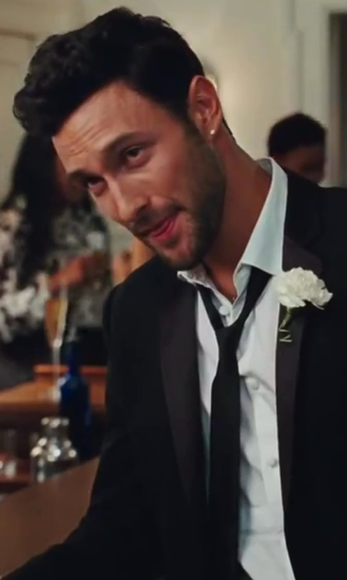 Noah Mills with Steven Alan Skinny Tie in Sex and the City 2