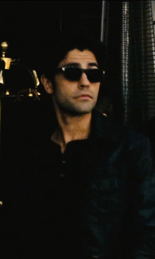 Adrian Grenier with Ray-Ban RB2140F Sunglasses in Entourage