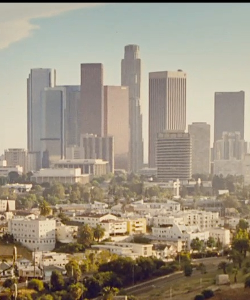 Unknown Actor with KPMG (Wells Fargo Center) Los Angeles, California in Furious 7
