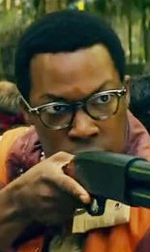 Corey Hawkins with Raen Cannon Eyeglasses in Kong: Skull Island
