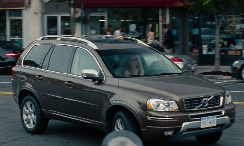 No Actor with Volvo XC90 in The Other Woman