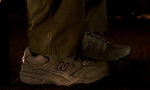 Steve Carell with New Balance 407 Mens Training Shoes in Crazy, Stupid, Love.