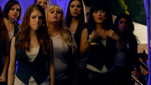 Hana Mae Lee with Ann Taylor Loft Clean Cami in Pitch Perfect 2