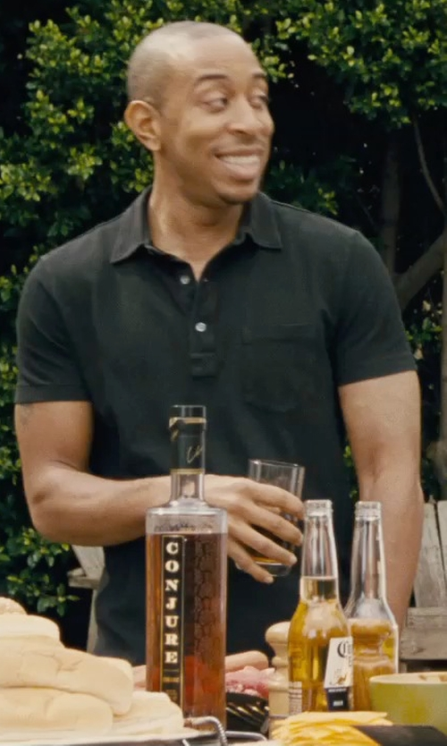 Ludacris with Conjure Cognac in Furious 7