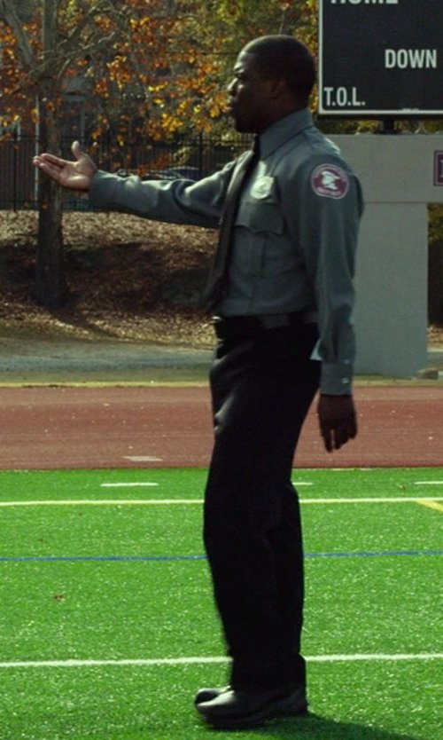 Kevin Hart with DutyPro Athletic Oxford in Ride Along