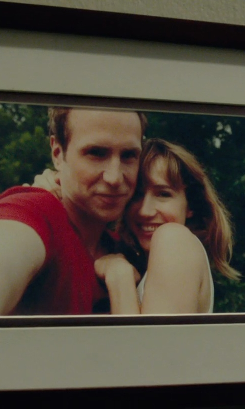 Rafe Spall with Reigning Champ Set In T-Shirt in What If