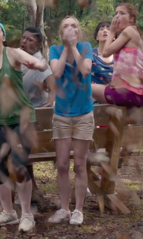 Kelley Jakle with Adidas 'adiPower Barricade Team 3' Tennis Shoes in Pitch Perfect 2