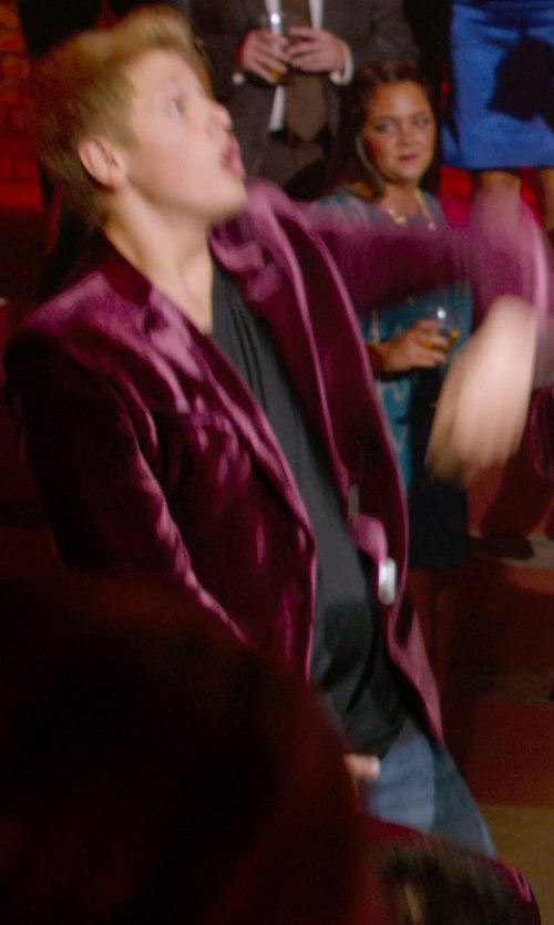 Blake Burt with Lucky Brand '221 Original' Straight Leg Jeans in Pitch Perfect 2