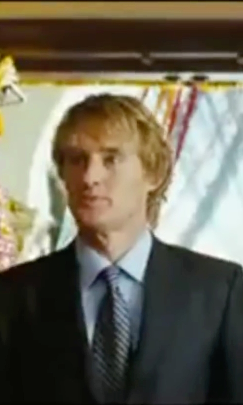 Owen Wilson with Ted Baker London 'Jones' Trim Fit Wool Suit in Wedding Crashers