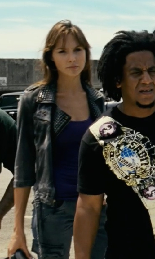 Gal Gadot with Splits59 'Ashby' Racerback Tank in Fast Five