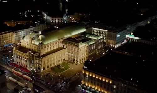 No Actor with Hotel Bristol Vienna Vienna, Austria in Mission: Impossible - Rogue Nation