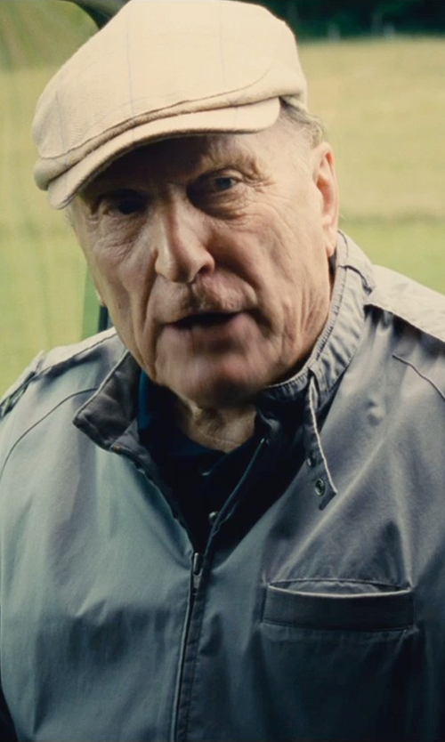 Robert Duvall with Goorin Bros Flat Cap in The Judge