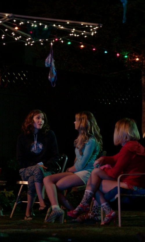 Halston Sage with Splendid Women's Beverly Peep Toe Wedge in Neighbors