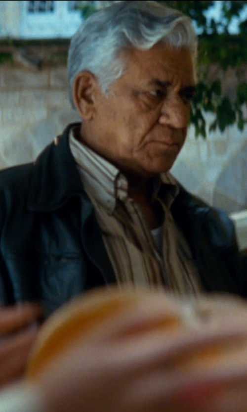 Om Puri with Arc'Teryx Veilance Field LT Jacket in The Hundred-Foot Journey