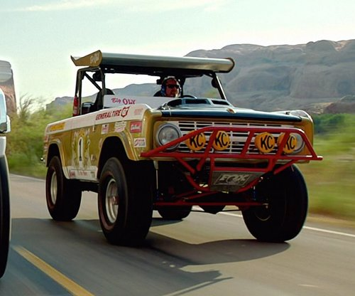 "Unknown Actor with Ford Bronco ""Big Oly"" Off-Road SUV in Need for Speed"