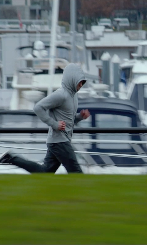 Jamie Dornan with Nike Men's Free 5.0+ Running Shoe in Fifty Shades of Grey